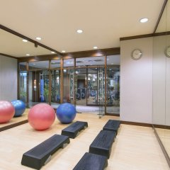 Отель Westin Grande Sukhumvit Бангкок фитнесс-зал фото 4