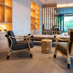 Отель Anana Ecological Resort Krabi Таиланд, Ао Нанг - отзывы, цены и фото номеров - забронировать отель Anana Ecological Resort Krabi онлайн интерьер отеля фото 3