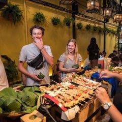 Отель NapPark Hostel Таиланд, Бангкок - отзывы, цены и фото номеров - забронировать отель NapPark Hostel онлайн питание