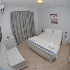 Hotel MS Саранда комната для гостей