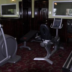 Отель Days Inn Elk Grove Village Chicago OHare Airport West фитнесс-зал фото 2