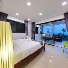 Отель Villa Jasmin Таиланд, Самуи - отзывы, цены и фото номеров - забронировать отель Villa Jasmin онлайн комната для гостей фото 2