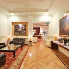 Отель Worldhotel Cristoforo Colombo Милан интерьер отеля