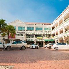 Отель Nara Suite Residence Бангкок парковка