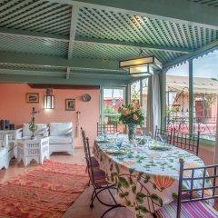 Отель Riad Sadaka питание фото 2