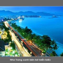 Indochine Hotel Nha Trang Нячанг балкон