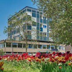 Отель Pension Homeland Амстердам вид на фасад