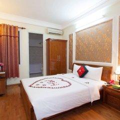 Отель Hang My Hotel Вьетнам, Ханой - отзывы, цены и фото номеров - забронировать отель Hang My Hotel онлайн комната для гостей фото 5