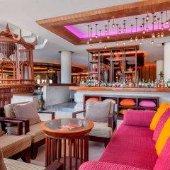 Отель Movenpick Resort & Spa Karon Beach Phuket гостиничный бар