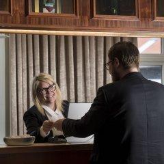 Отель Best Western Hotel Scheelsminde Дания, Алборг - отзывы, цены и фото номеров - забронировать отель Best Western Hotel Scheelsminde онлайн интерьер отеля фото 2