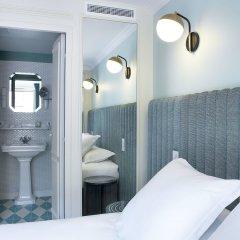 Отель Bachaumont Франция, Париж - отзывы, цены и фото номеров - забронировать отель Bachaumont онлайн ванная фото 2