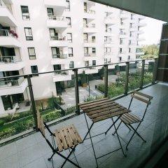 Отель Renttner Apartamenty Польша, Варшава - отзывы, цены и фото номеров - забронировать отель Renttner Apartamenty онлайн балкон
