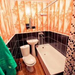 Гостиница Апарт-Отель Южный в Барнауле 7 отзывов об отеле, цены и фото номеров - забронировать гостиницу Апарт-Отель Южный онлайн Барнаул ванная