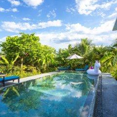 Отель Luna Villa Homestay бассейн фото 3