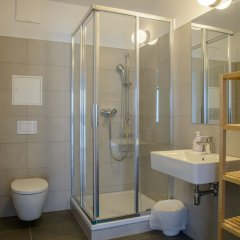 Апартаменты FeelGood Apartments Seestadt Green Living Вена ванная фото 2