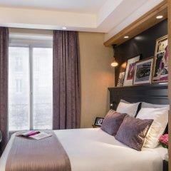 Отель Hôtel des ducs de Bourgogne Париж комната для гостей фото 2