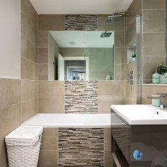 Апартаменты Green Diamond by Creatick Apartments ванная