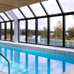 Отель Radisson Blu Hotel, Espoo Финляндия, Эспоо - 10 отзывов об отеле, цены и фото номеров - забронировать отель Radisson Blu Hotel, Espoo онлайн бассейн фото 3