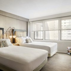 Отель Gardens Suites Hotel by Affinia США, Нью-Йорк - отзывы, цены и фото номеров - забронировать отель Gardens Suites Hotel by Affinia онлайн комната для гостей фото 5
