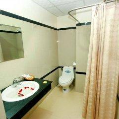 Ngan Ha - Galaxy Hotel ванная фото 2