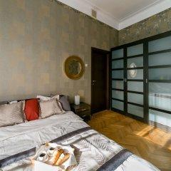 Апартаменты GM Apartment Serafimovicha 2-415 комната для гостей фото 3