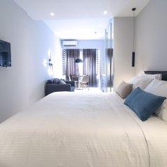 Отель Acropolis Stay комната для гостей