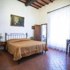 Отель Fattoria Guicciardini Сан-Джиминьяно комната для гостей фото 4