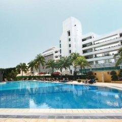 Отель Somerset Orchard Singapore Сингапур, Сингапур - отзывы, цены и фото номеров - забронировать отель Somerset Orchard Singapore онлайн бассейн фото 2