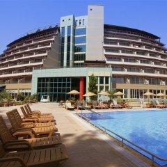 Union Palace Hotel Турция, Ичмелер - отзывы, цены и фото номеров - забронировать отель Union Palace Hotel онлайн бассейн фото 3