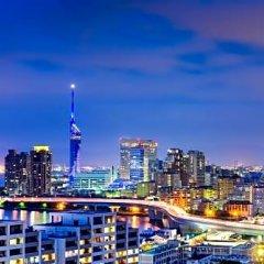 Отель The Metropolitan Япония, Хаката - отзывы, цены и фото номеров - забронировать отель The Metropolitan онлайн балкон