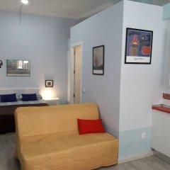Апартаменты White Goose Apartment in Madrid комната для гостей фото 5