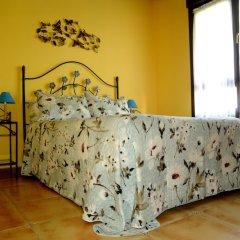 Отель Mirador de Ovio Otero V комната для гостей