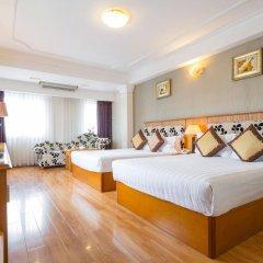 Отель Silverland Central - Tan Hai Long Хошимин комната для гостей фото 2