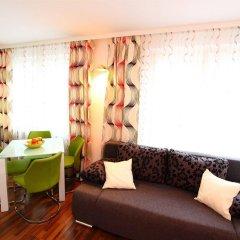 Отель CheckVienna - Apartment Rentals Vienna Австрия, Вена - 11 отзывов об отеле, цены и фото номеров - забронировать отель CheckVienna - Apartment Rentals Vienna онлайн комната для гостей фото 3