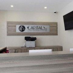 Апартаменты Capital's St Luxury Apartments Мехико интерьер отеля