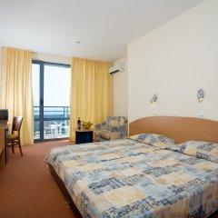 Отель Kaliakra Palace Золотые пески комната для гостей фото 3