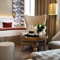 Отель Hôtel DAubusson комната для гостей фото 18