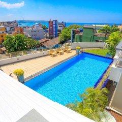 Отель Mount Marina Villas балкон