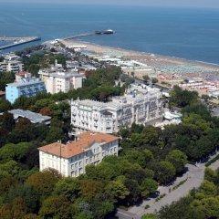 Отель Residenza Parco Fellini Римини пляж