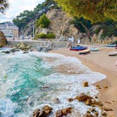 Отель Moremar Испания, Льорет-де-Мар - 4 отзыва об отеле, цены и фото номеров - забронировать отель Moremar онлайн пляж