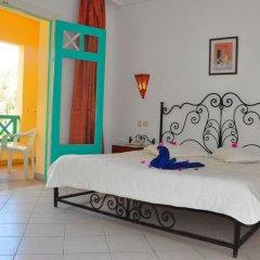Отель Diar Yassine Тунис, Мидун - отзывы, цены и фото номеров - забронировать отель Diar Yassine онлайн комната для гостей фото 2