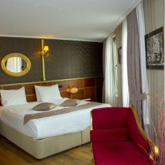 Sky Kamer Hotel - Boutique Class Турция, Стамбул - 11 отзывов об отеле, цены и фото номеров - забронировать отель Sky Kamer Hotel - Boutique Class онлайн комната для гостей фото 5