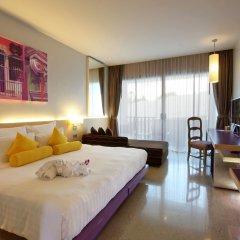 Отель The Kee Resort & Spa комната для гостей фото 2