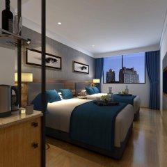 Отель Citytel Inn Китай, Пекин - отзывы, цены и фото номеров - забронировать отель Citytel Inn онлайн комната для гостей фото 3