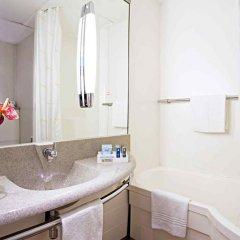 Отель Novotel Torino Corso Giulio Cesare Италия, Турин - 1 отзыв об отеле, цены и фото номеров - забронировать отель Novotel Torino Corso Giulio Cesare онлайн ванная фото 2