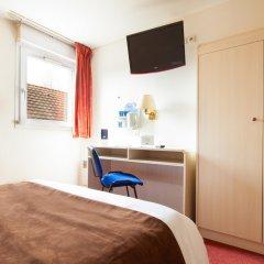 Comfort Hotel Lille Lomme комната для гостей