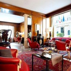 Отель Colonna Palace Hotel Италия, Рим - 2 отзыва об отеле, цены и фото номеров - забронировать отель Colonna Palace Hotel онлайн интерьер отеля фото 3