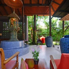 Отель Ananta Thai Pool Villas Resort Phuket питание
