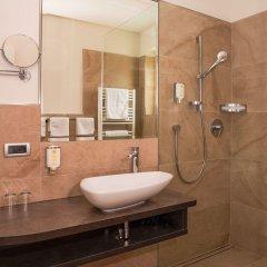 Hotel Garni Gunther Лана ванная фото 2