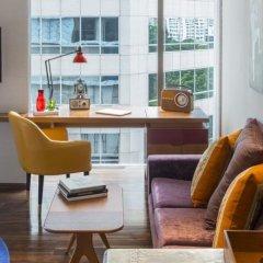 Отель Indigo Bangkok Wireless Road Бангкок удобства в номере